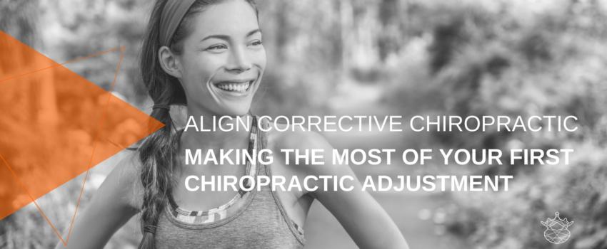 First Chiropractic Adjustment - Durban Chiropractor